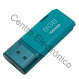 PENDRIVE USB 2.0 8GB