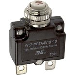 CIRCUIT BREAKERS 15A 250VAC 50VDC