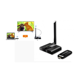 CONVERSOR HDMI WIRELESS 50MT