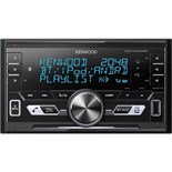 AUTO RADIO KENWOOD 2 DIN C/ BLUETOOTH