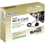 ABIT WLP-01 AIRPACE WI-FI NETWORKAPTER MINI PCI-E