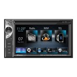 AUTORADIO 2 DIN BT/NAV/DVD PHONOCAR