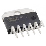 68W AUDIO AMPLIFIER WITH MUTE