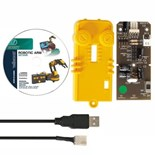 INTERFACE USB P/ KIT BRAÇO ROBÓTICO KSR10