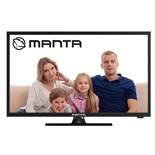 "TV LED 19"" HDMI/USB 2X 3W 230/12V MANTA"
