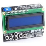 DISPLAY SHIELD LCD16x2 P/ ARDUINO