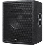 SUBWOOFER 15'' 300W RMS C/ CROSSOVER PASSIVO